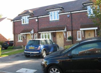 Thumbnail 2 bedroom terraced house to rent in Stephenson Close, Wargrave Road, Twyford, Berkshire