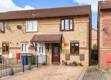 Thumbnail 2 bed end terrace house for sale in Pine Close, Bicester