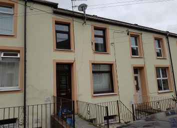 Thumbnail 2 bed maisonette to rent in Adare Street, Ogmore Vale, Bridgend, Bridgend.