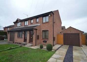 Thumbnail 1 bed semi-detached house for sale in Maybury Avenue, Durkar, Wakefield
