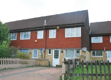 Thumbnail 3 bed end terrace house for sale in St. Dunstans Close, Hayes
