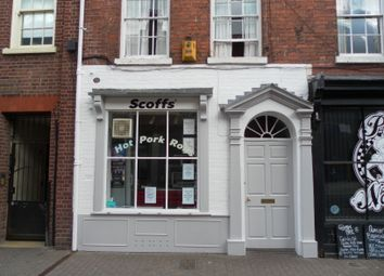 Thumbnail Restaurant/cafe for sale in 16 New Street, Worcester