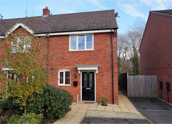 Thumbnail 2 bed semi-detached house for sale in Nursery Close, Daventry