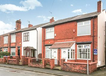 Thumbnail 3 bed semi-detached house for sale in Green Lane, Hazel Grove, Stockport