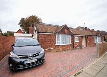 Thumbnail 3 bed detached bungalow for sale in Dysart Avenue, Drayton, Portsmouth