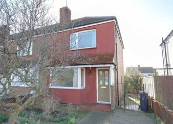 Thumbnail 3 bed end terrace house for sale in Ham Way, Worthing, West Sussex
