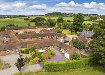 Thumbnail 5 bed link-detached house for sale in Honnington Grange Farm, Wellington Road, Honnington, Newport, Shropshire