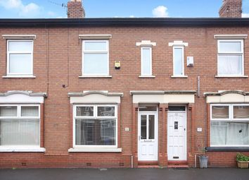 Thumbnail 2 bed terraced house for sale in Lonsdale Avenue, Reddish, Stockport, Cheshire