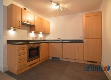Thumbnail 1 bed flat to rent in Alexandra House, Rutland Street, Leicester