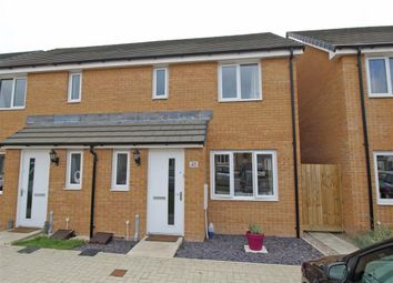 Thumbnail 3 bed semi-detached house for sale in Bluebell Street, Derriford, Plymouth