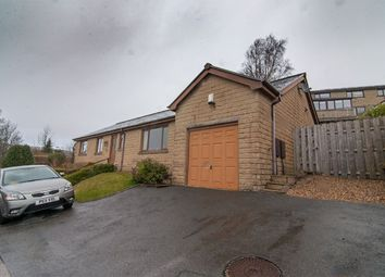 Thumbnail 3 bed bungalow for sale in Highfield Park, Haslingden, Rossendale
