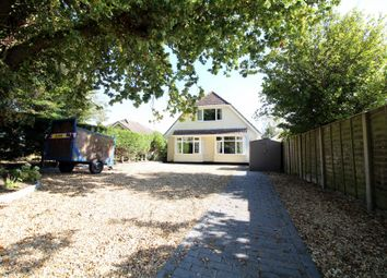 Thumbnail 4 bed detached house for sale in Lake Road, Hamworthy, Poole