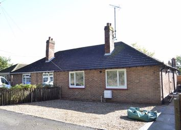 Thumbnail 2 bed bungalow to rent in Bradbrook Cottages, Armoury Road, West Bergholt, Colchester