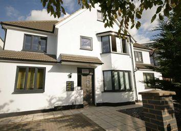Thumbnail 2 bedroom flat to rent in Llanvanor Road, Golders Green Estate