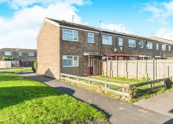 Thumbnail 3 bed terraced house for sale in Bridport Close, Bransholme, Hull