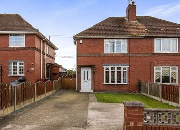 Thumbnail 3 bed semi-detached house for sale in Park Avenue, Glapwell, Chesterfield