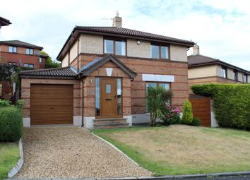 Thumbnail 3 bed detached house for sale in Grangewood Manor, Dundonald, Belfast