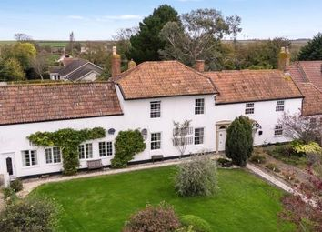 Thumbnail 6 bed semi-detached house for sale in Burton, Stogursey, Bridgwater, Somerset