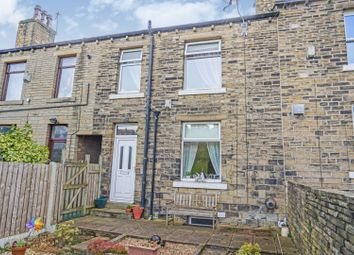 Thumbnail 1 bed terraced house for sale in Dewhurst Road, Huddersfield