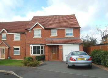 Thumbnail 4 bed detached house to rent in Spencer Street, Stanley Common, Ilkeston
