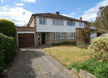 Thumbnail 3 bed semi-detached house for sale in Spencer Avenue, Yarnton, Kidlington