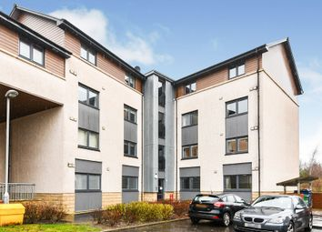 Thumbnail 2 bedroom flat for sale in Millview Crescent, Johnstone