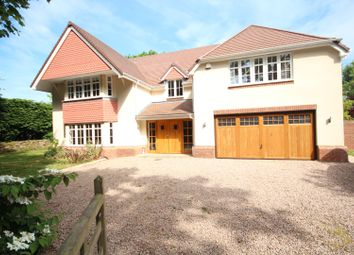 Thumbnail 5 bed detached house for sale in The Narth, Monmouth