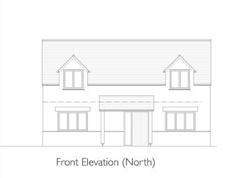 Thumbnail 3 bed detached house for sale in Margaret Avenue, St Austell, Cornwall