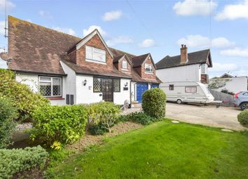 Thumbnail 4 bed detached house for sale in Felpham Way, Felpham, West Sussex