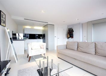 Thumbnail Studio for sale in Bezier Apartments, London
