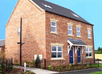 Thumbnail 3 bed semi-detached house for sale in Plot 268, The Ancholme, Falkland Way, Barton-Upon-Humber, North Lincolnshire