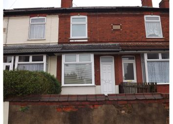 Thumbnail 2 bed terraced house for sale in Lucknow Drive, Sutton-In-Ashfield