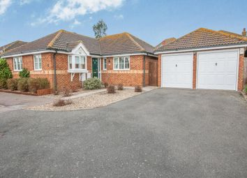 Thumbnail 4 bed bungalow for sale in Gypsy Way, High Halstow, Rochester