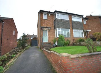 Thumbnail 3 bed semi-detached house for sale in Kirkwood Grove, Cookridge, Leeds, West Yorkshire