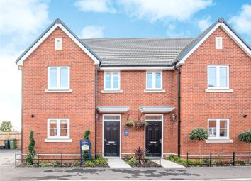 North Stoneham Park, Stoneham Lane, Eastleigh, Hampshire SO50. 3 bed end terrace house for sale