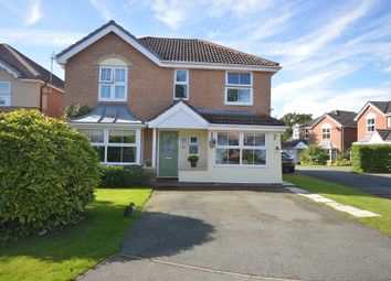 Thumbnail 4 bedroom detached house to rent in Forge Fields, Sandbach