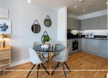 Thumbnail 3 bedroom flat for sale in Millbay Road, Plymouth