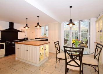Thumbnail 4 bedroom semi-detached house for sale in Station Road, Ditton, Aylesford, Kent