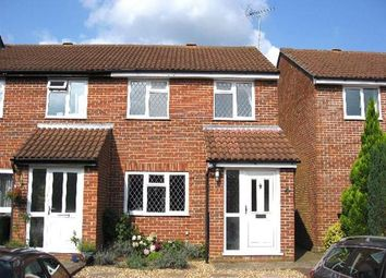 Thumbnail 2 bed end terrace house to rent in Blackthorne Close, Bordon