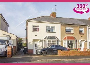 Thumbnail 3 bed end terrace house for sale in Denbigh Road, Newport
