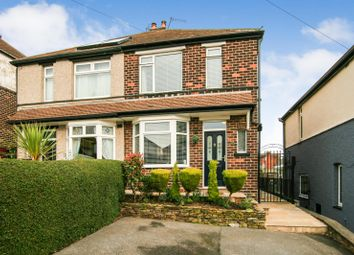 Thumbnail 2 bed semi-detached house for sale in Marsh Avenue, Dronfield, Derbyshire