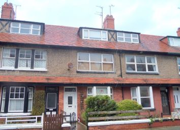 Thumbnail 5 bed terraced house for sale in Victoria Avenue, Llandudno