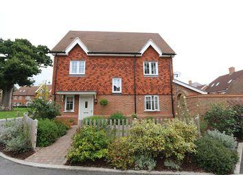 Thumbnail 3 bed end terrace house for sale in Heydon Way, Broadbridge Heath, Horsham, West Sussex