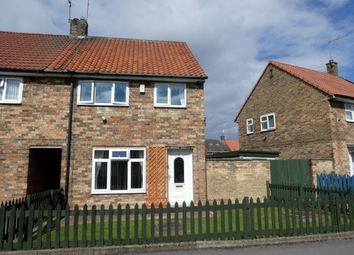 Thumbnail 3 bed end terrace house to rent in Bideford Grove, Hull, North Humberside