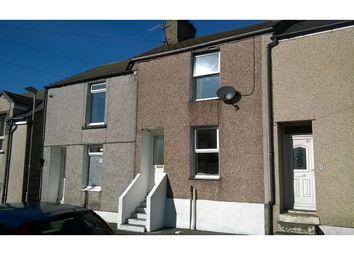 Thumbnail 2 bedroom terraced house for sale in Wian Street, Holyhead