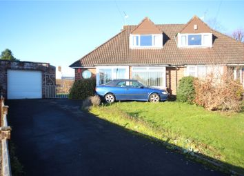 Thumbnail 3 bed bungalow for sale in Waterdale Gardens, Henleaze, Bristol
