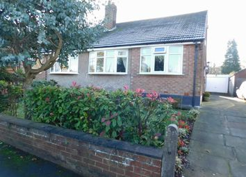 Thumbnail 2 bed semi-detached bungalow for sale in Oxford Drive, Woodley, Stockport