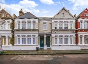 Thumbnail 1 bed flat to rent in Longbeach Road, Clapham Common North Side, London