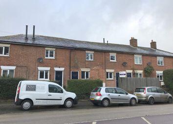 Thumbnail 2 bed terraced house to rent in Aldermaston Road, Sherborne St. John, Basingstoke