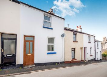 Thumbnail 2 bed terraced house for sale in Wolborough Street, Newton Abbot